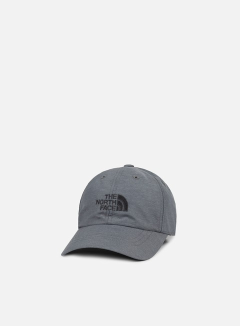 cappellini the north face horizon hat tnf medium grey heather asphalt grey