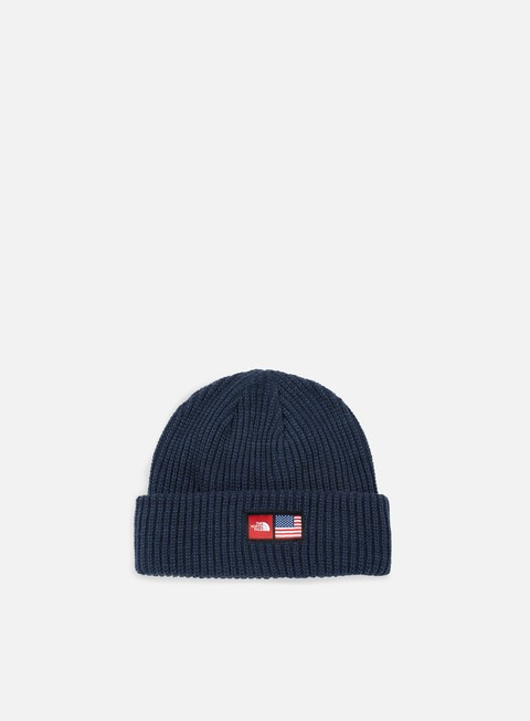 cappellini the north face international label beanie cosmic blue heather