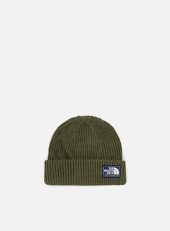 The North Face - Salty Dog Beanie, New Taupe Green