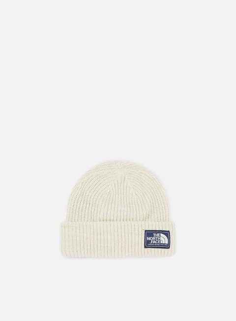 cappellini the north face salty dog beanie vintage white
