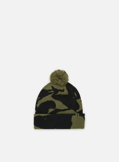 cappellini the north face ski tuke v beanie burn to live green disrpt camo