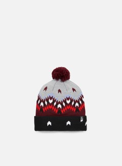 The North Face - Ski Tuke V Beanie, Deep Garnet Red