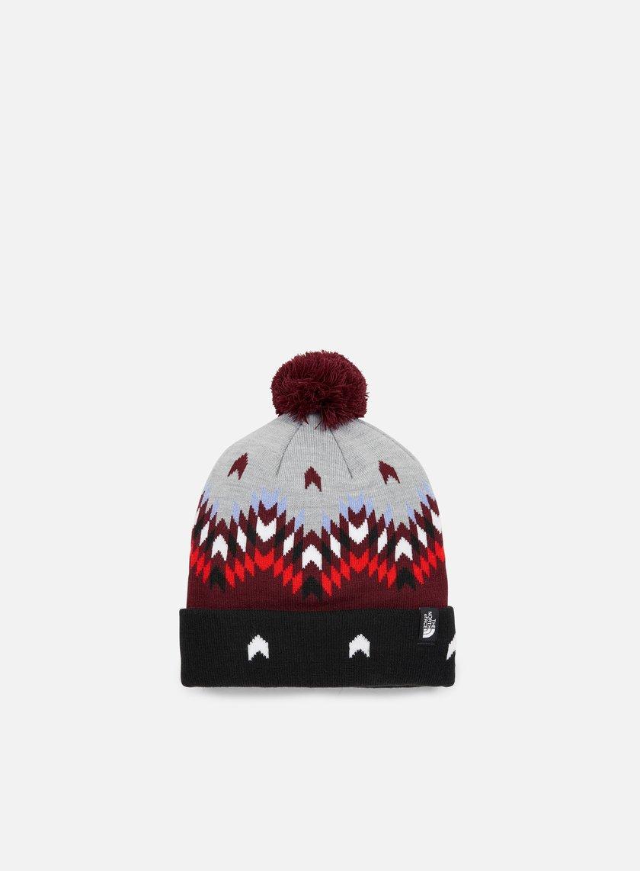 The North Face - Ski Tuke V Beanie, Deep Garnet Red