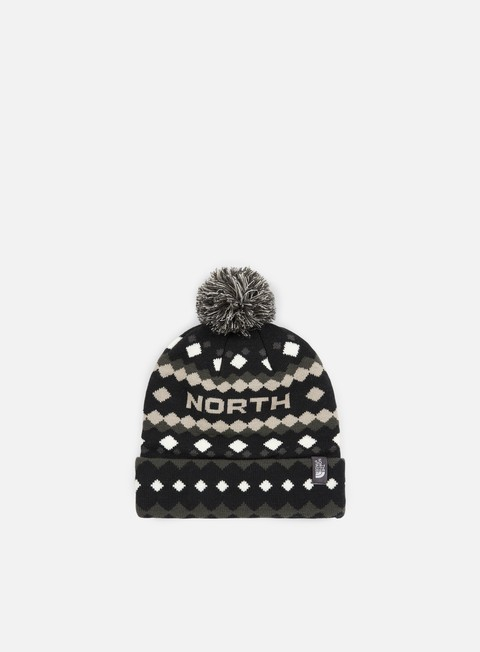cappellini the north face ski tuke v beanie tnf black
