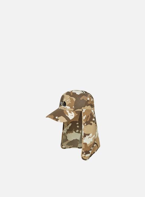 Cappellini con visiera The North Face Sun Shield Ball Cap