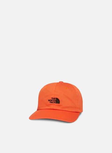 Curved Brim Caps The North Face The Norm Hat 2
