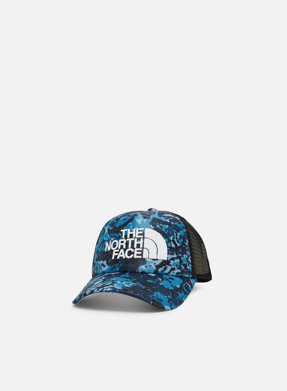 The North Face TNF Logo Trucker Hat