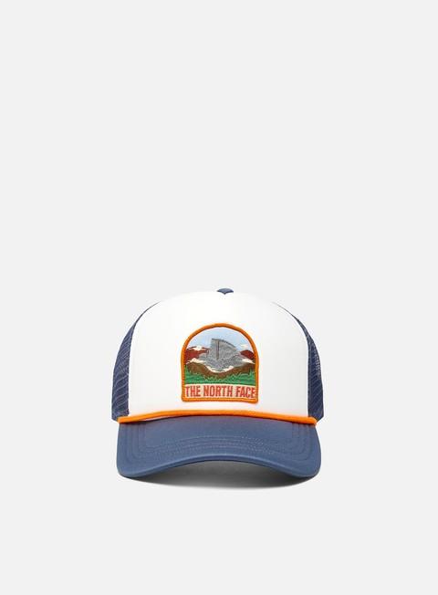 Cappellini con visiera The North Face Valley Trucker Hat
