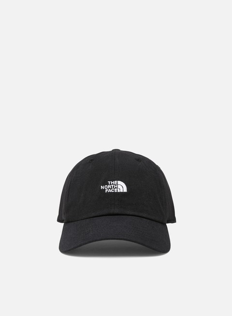 Curved Brim Caps The North Face Washed Norm Hat