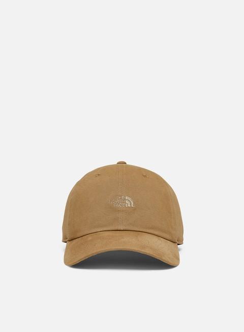 Cappellini Visiera Curva The North Face Washed Norm Hat