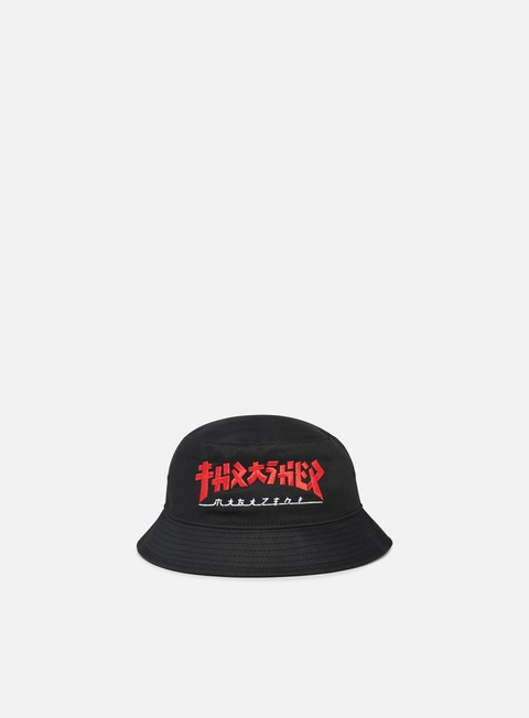 Cappellini Bucket Thrasher Godzilla Bucket Hat