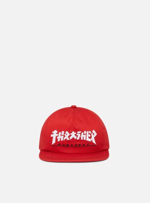 Snapback Caps Thrasher Godzilla Snapback