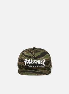 Thrasher - Godzilla Snapback, Tiger Camo