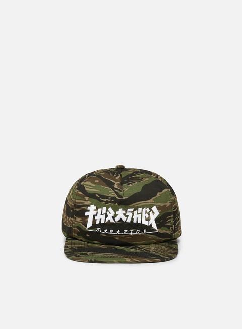 Cappellini Snapback Thrasher Godzilla Snapback