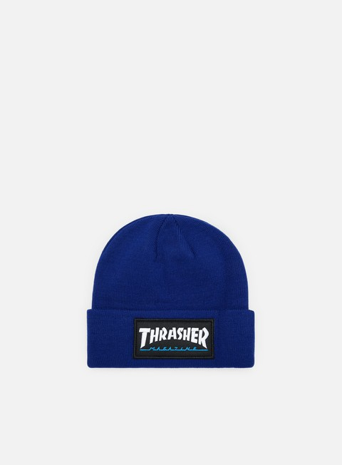 Sale Outlet Beanies Thrasher Logo Patch Beanie