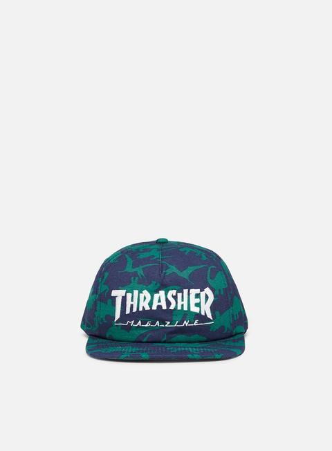 Snapback Caps Thrasher Mag Logo Snapback