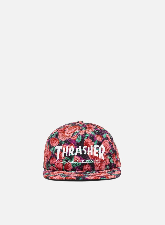 Thrasher Mag Logo Snapback