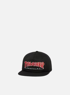 Thrasher Outlined Snapback d478ffb2f030