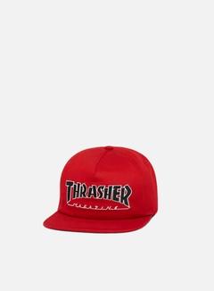 Thrasher Outlined Snapback