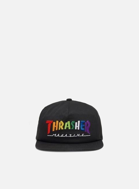 Cappellini Snapback Thrasher Rainbow Mag Snapback