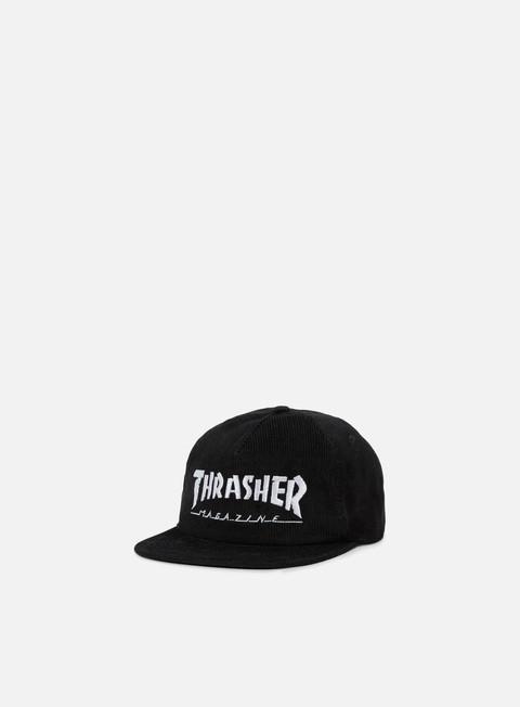 Sale Outlet Snapback Caps Thrasher Skatemag Corduroy Snapback