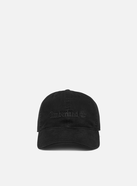 Timberland Baseball Self Backstrap Cap