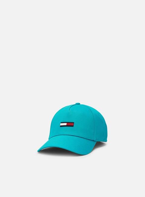 Curved Brim Caps Tommy Hilfiger TJ Flag Cap