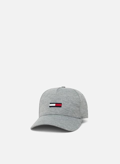 Cappellini Visiera Curva Tommy Hilfiger TJ Flag Jersey Cap