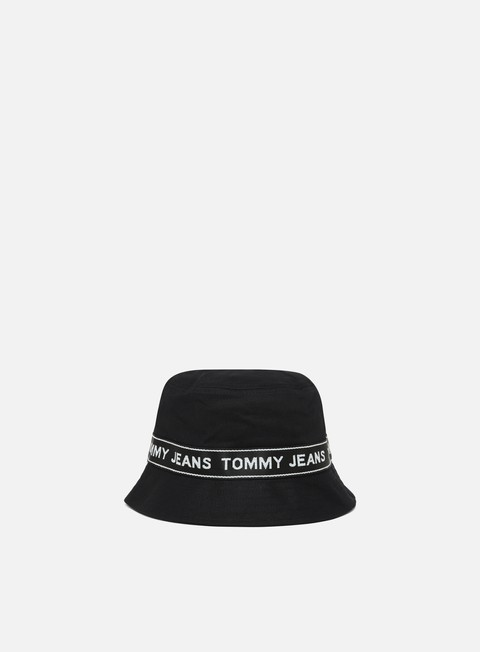 Sale Outlet Bucket Hat Tommy Hilfiger TJ Logo Tape Bucket