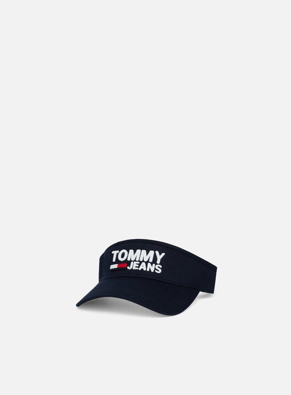 Tommy Hilfiger TJ Logo Visor