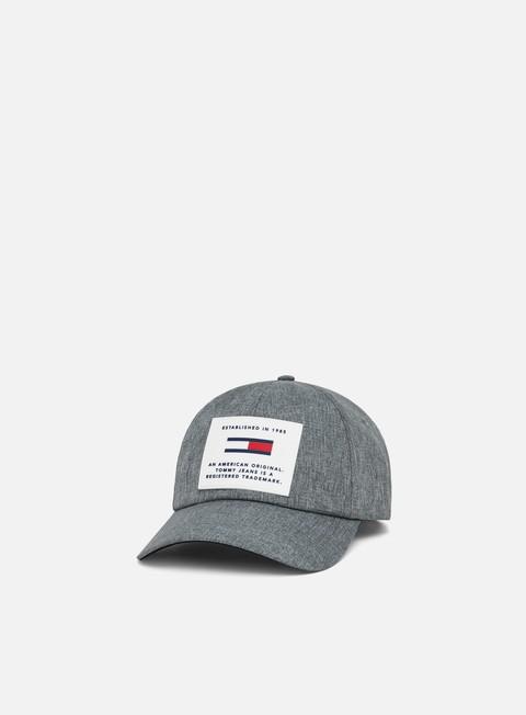 Curved Brim Caps Tommy Hilfiger TJ Original Cap