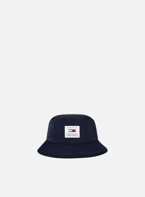 Outlet e Saldi Cappellini Bucket Tommy Hilfiger TJ Reversible Bucket Hat
