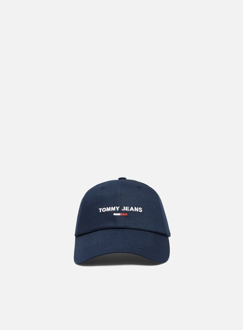 Curved Brim Caps Tommy Hilfiger TJ Sport Cap