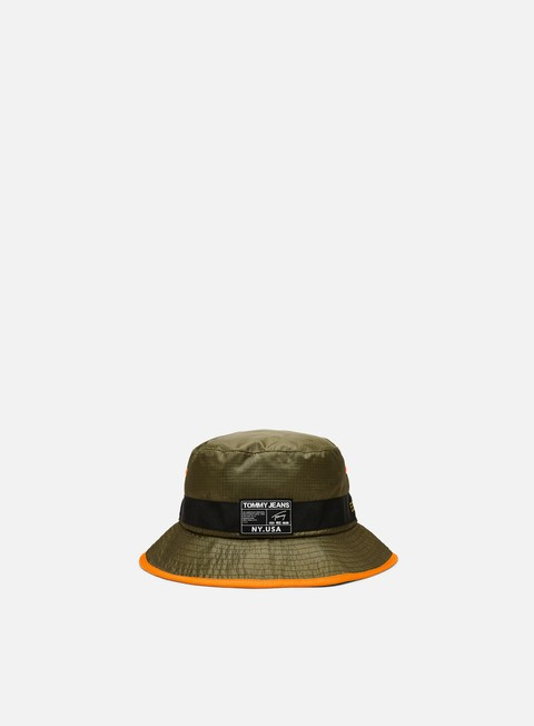 Cappellini Bucket Tommy Hilfiger TJ Urban Tech Bucket Hat