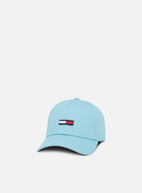 Sale Outlet Curved Brim Caps Tommy Hilfiger TJU Flag Cap