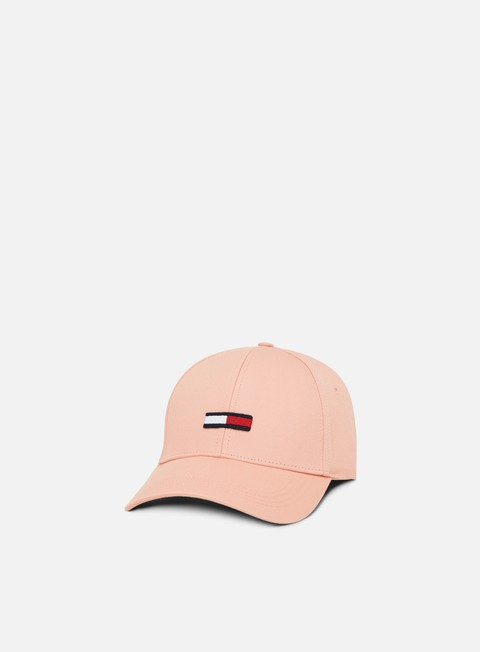 cappellini tommy hilfiger tju flag cap rose cloud