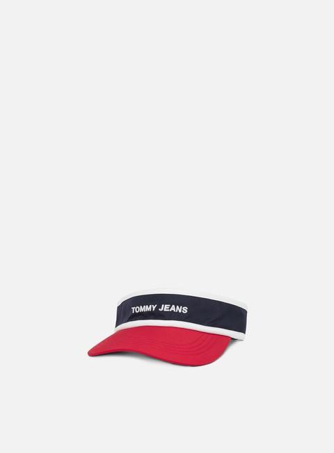 cappellini tommy hilfiger tju logo visor corporate