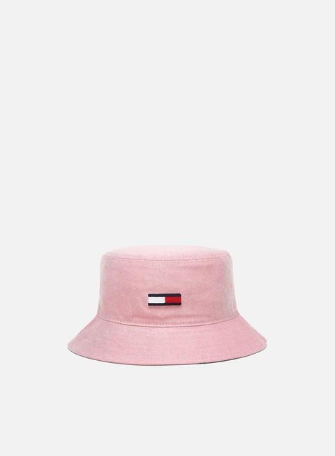 Tommy Hilfiger WMNS Flag Washed Denim Bucket Hat