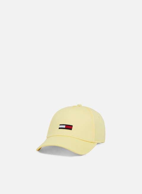 Sale Outlet Curved Brim Caps Tommy Hilfiger WMNS TJ Flag Cap