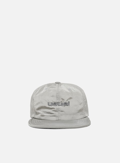 Cappellini 5 Panel Usual Runner 6 Panel Cap