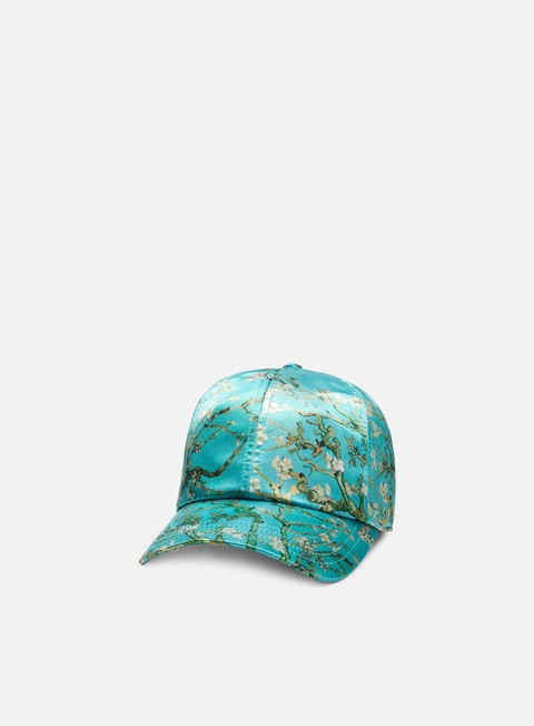 Curved Brim Caps Vans Almond Blossom Hat