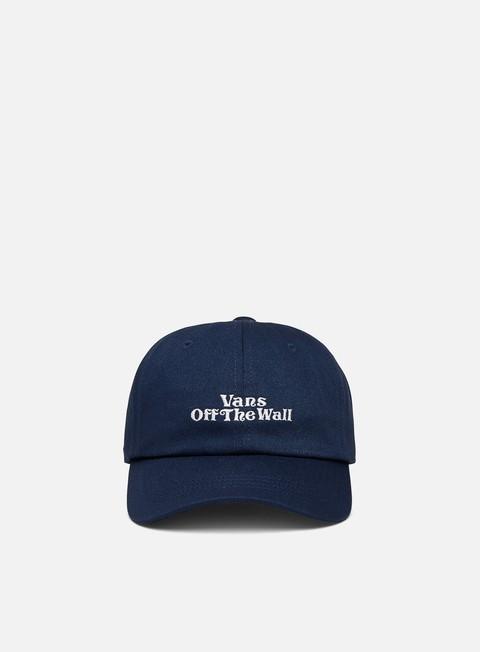 Cappellini con visiera Vans Bodega Curved Bill Jockey Hat