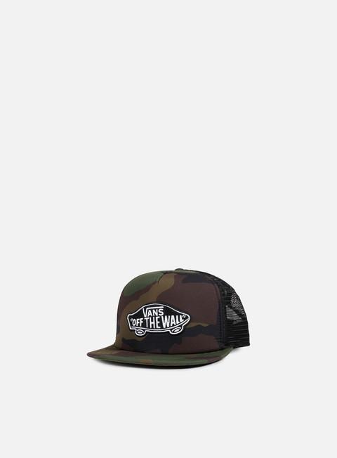 Trucker Caps Vans Classic Patch Trucker Hat
