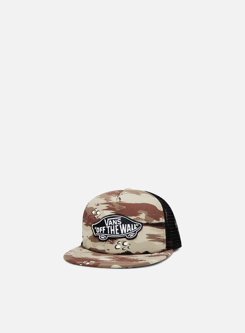 Sale Outlet Trucker Caps Vans Classic Patch Trucker Hat