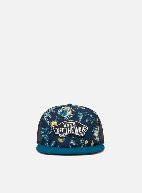 Trucker Caps Vans Classic Patch Trucker Plus Hat