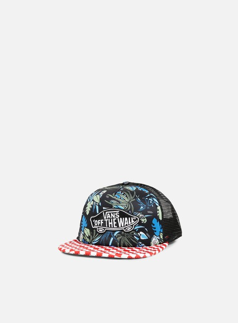 Snapback Caps Vans Classic Patch Trucker