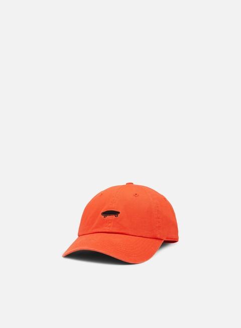Curved Brim Caps Vans Court Side Hat