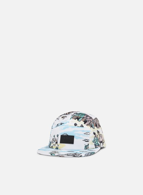 Outlet e Saldi Cappellini 5 Panel Vans Davis 5 Panel