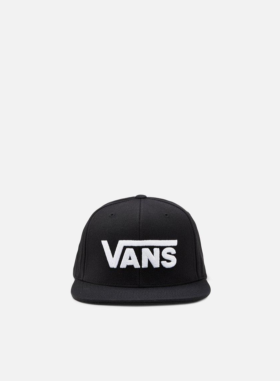 95babe635c9e VANS Drop V II Snapback € 29 Snapback Caps