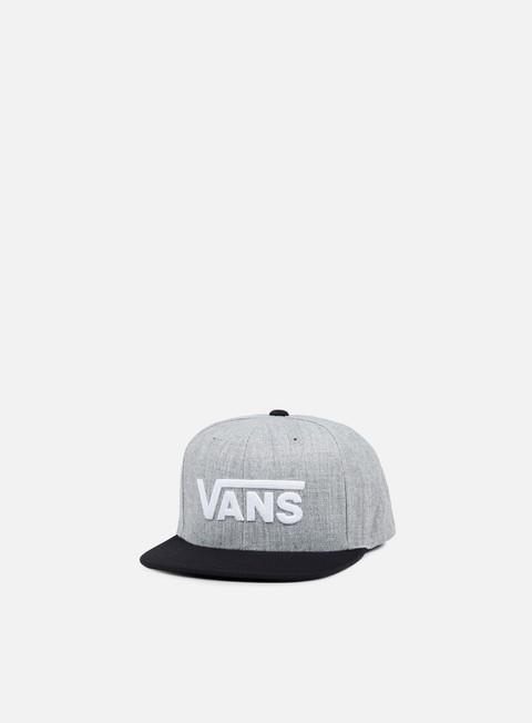 Sale Outlet Snapback Caps Vans Drop V II Snapback